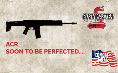 Bushmaster Firearms is Back in Business